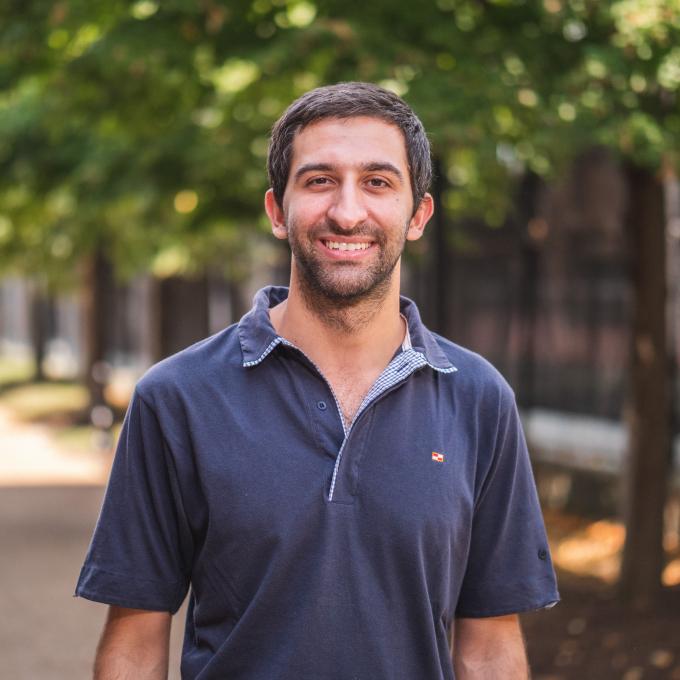 Headshot of Martin Arazi