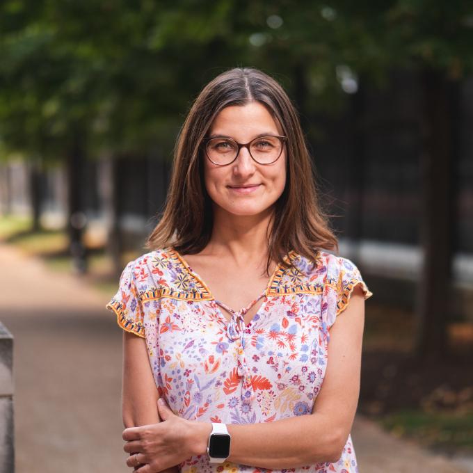 Headshot of Ana Babus