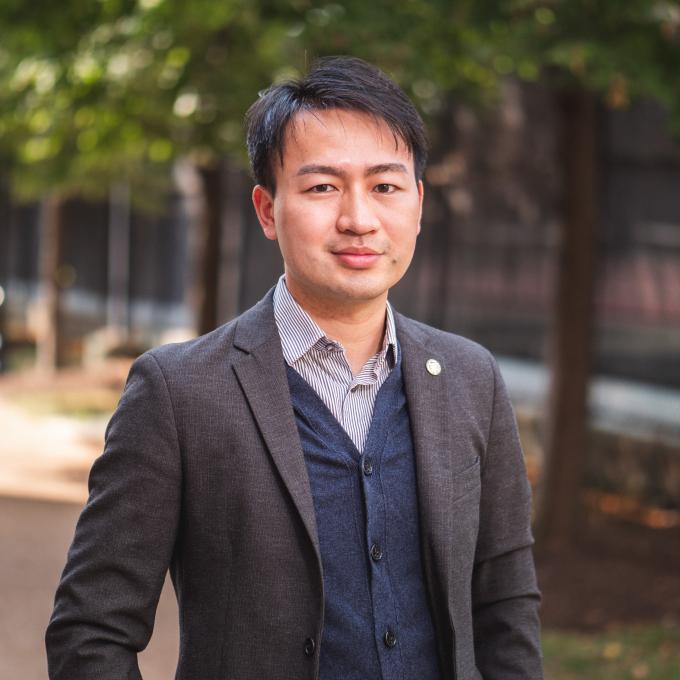Headshot of Che-Yuan Cheng