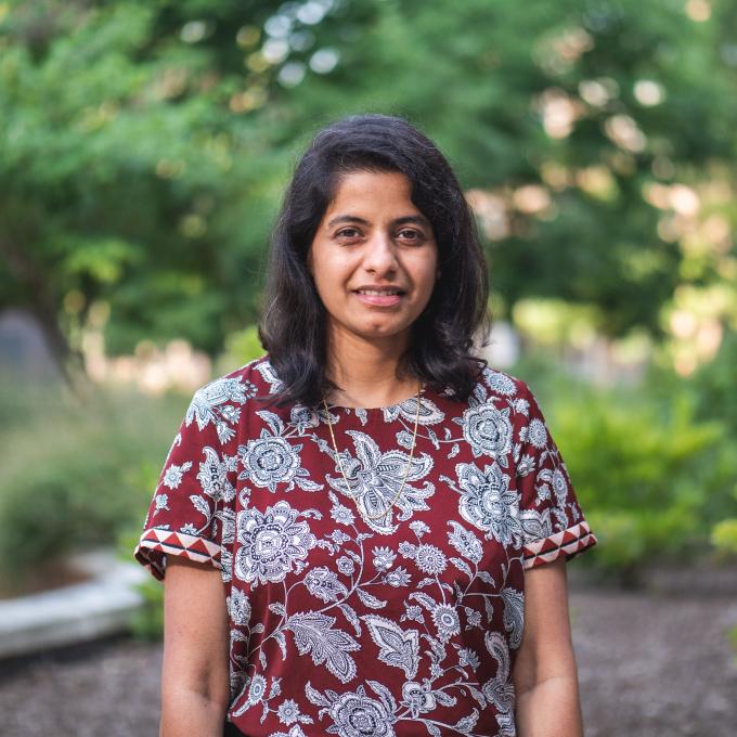 Headshot of Sanghmitra Gautam