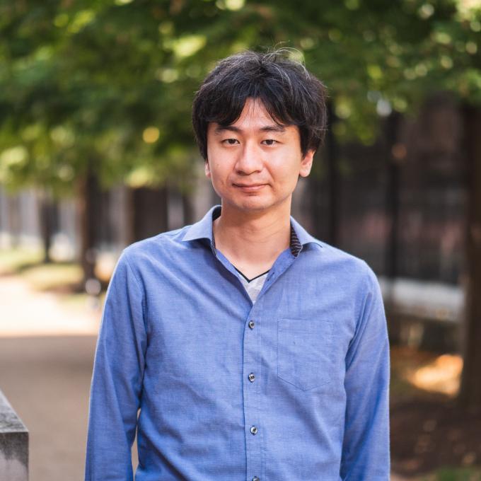 Headshot of Hiroshi Inokuma