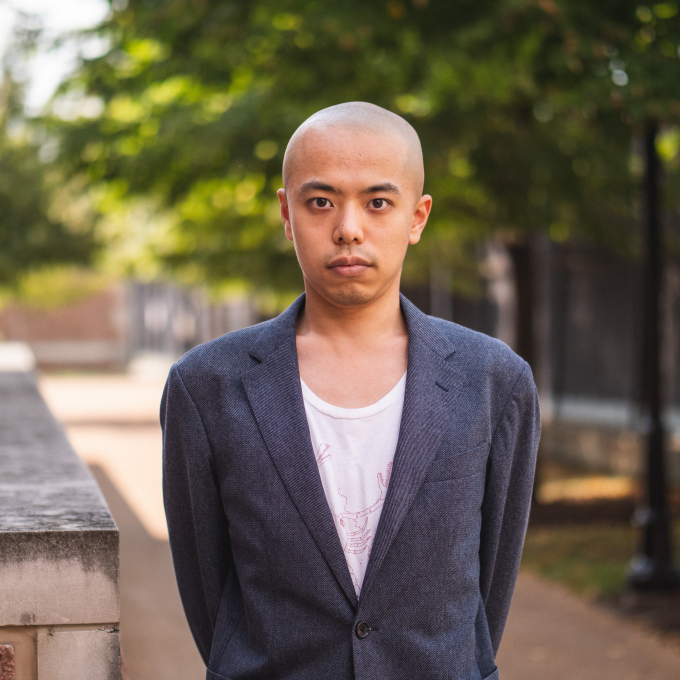 Headshot of Kohei Yamagata