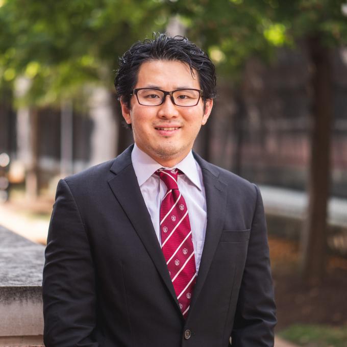 Headshot of Masahiro Yoshida