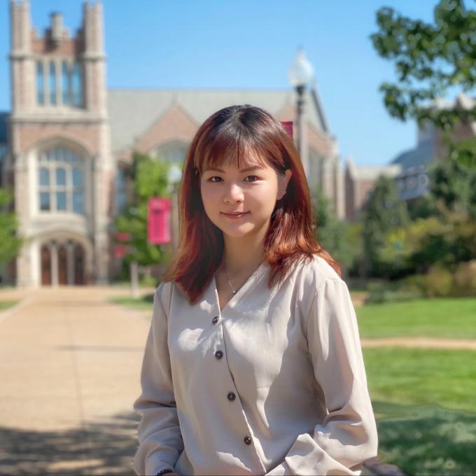 Headshot of Chieh-Hsuan Hu