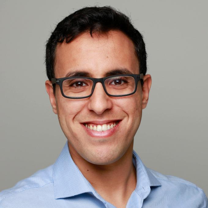 Headshot of Mohammed  Aït Lahcen
