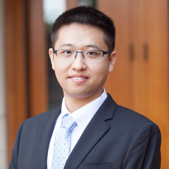 Headshot of Li Zhang